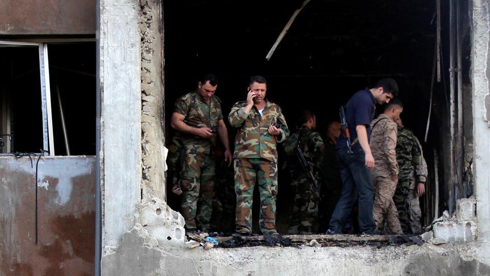 Suicide Attack,Bomb Attack,Syria