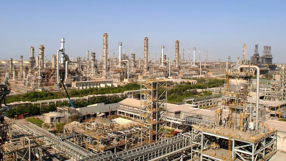 Refinery products are among eight infrastructure sectors that account for about 40% weight in index of industrial production