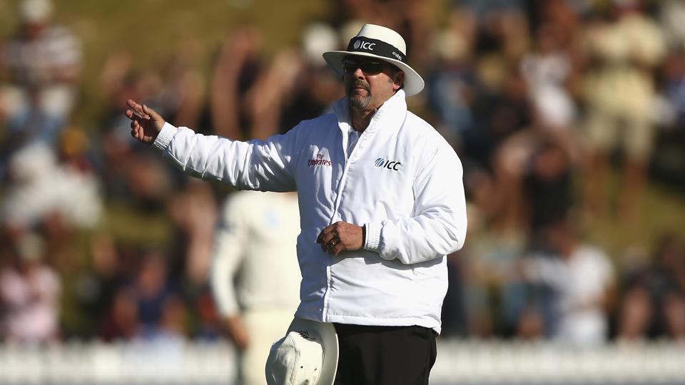 India vs Australia,Richard Illingworth,International Cricket Council