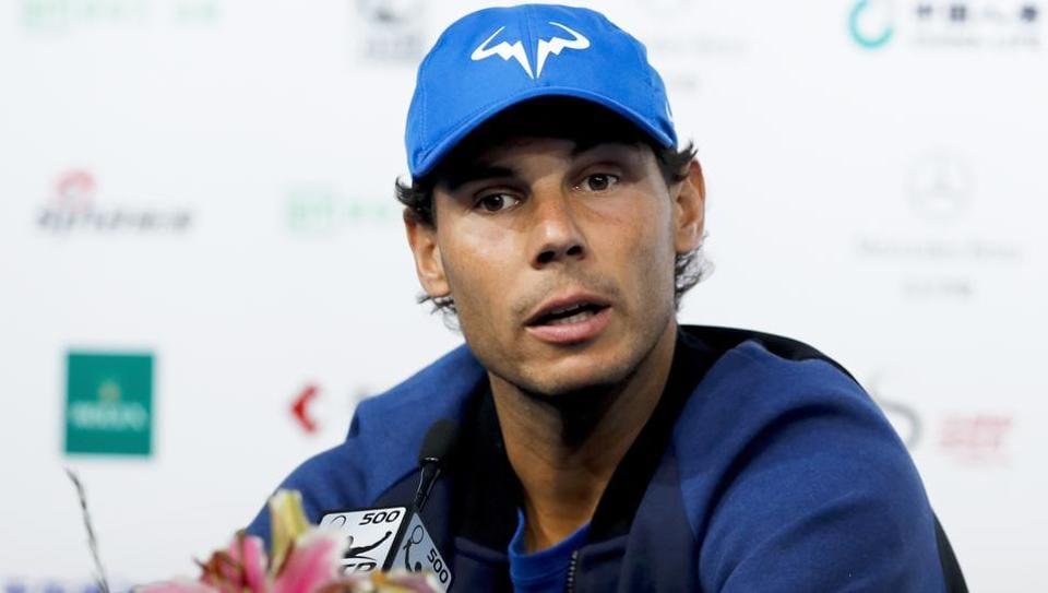 Rafael Nadal,Barcelona,Spain
