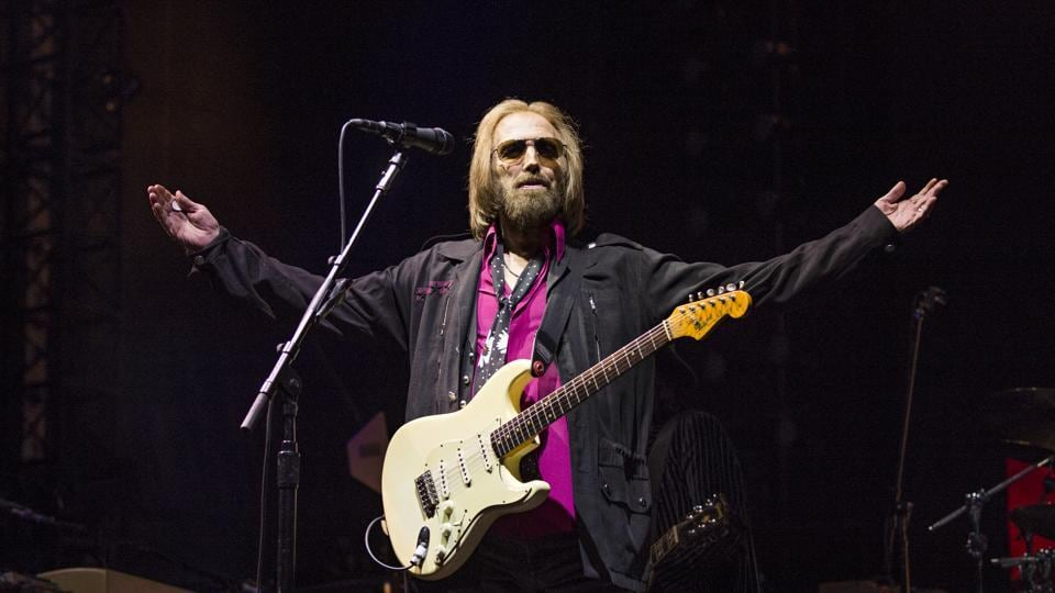 Tom Petty of Tom Petty and the Heartbreakers appears at a concert in San Diego, California. A spokesman for the Los Angeles Police Department said they have no information on the well-being of Tom Petty and police spokespeople did not provide information that was used to report that the rocker had died.