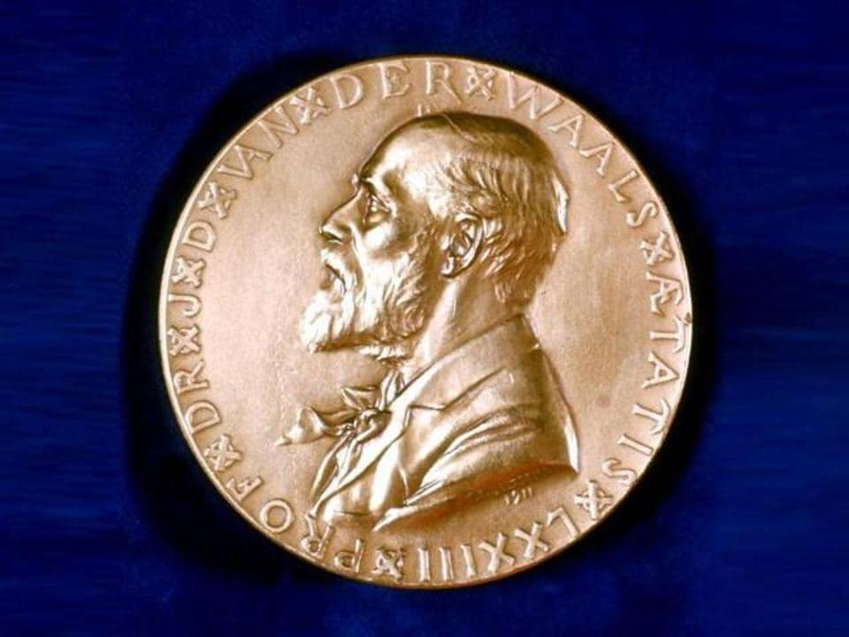 Three share £830000 Nobel Prize in Chemistry for electron microscope breakthrough