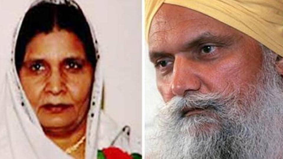 Jassi-Mithu case,Malkiat Kaur Sidhu,honour killing