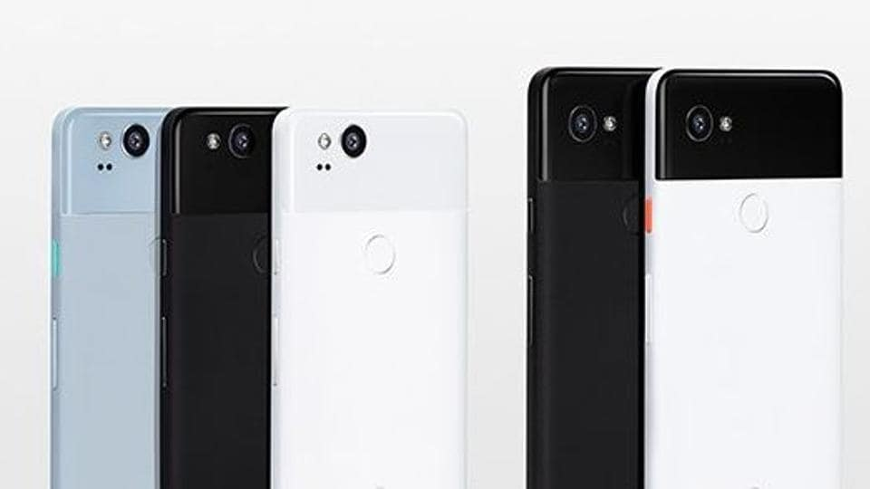 Check out the new Pixel smartphones from Google.