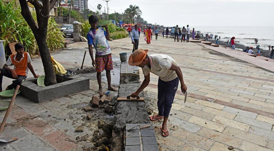 Mumbai,Road construction scam,Bandra