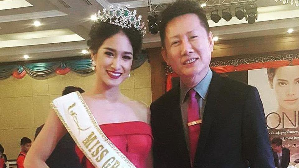 Miss Grand Myanmar Shwe Eain Si