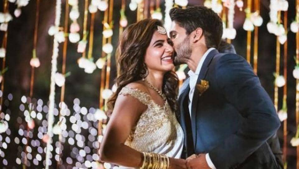 Samantha Ruth Prabhu and Naga Chaitanya got engaged in January this year.