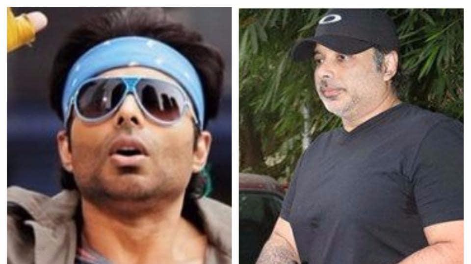 Uday Chopra,Fardeen Khan,Dhoom 3