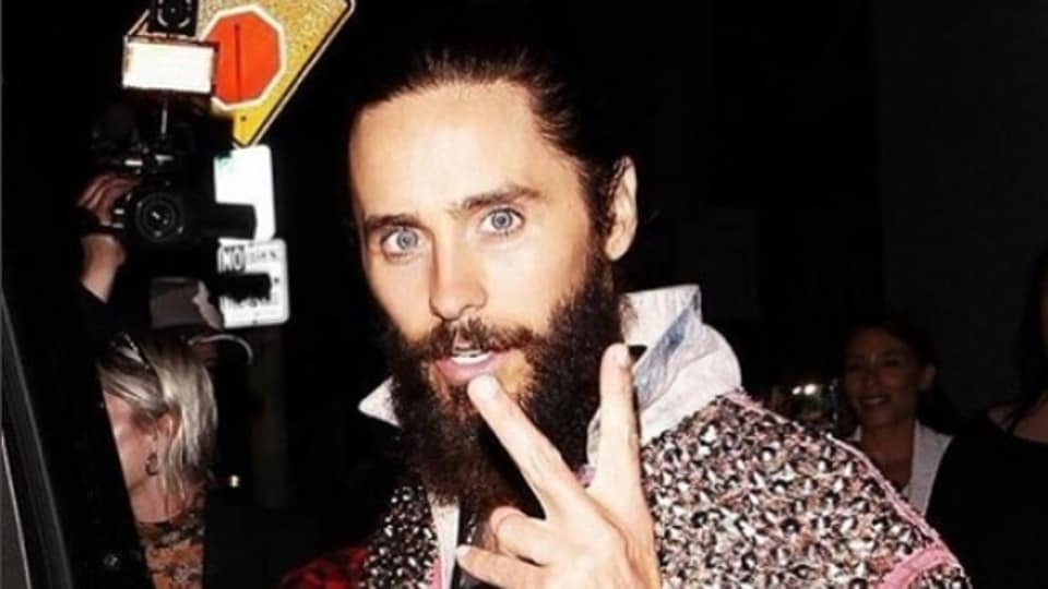 Jared Leto to play the role of Hugh Hefner in a biopic.