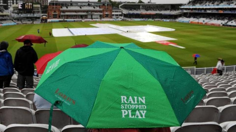 A research had been carried out into placing mesh netting over cricket grounds to ensure rain & US company has a solution u0027giant tentsu0027 could end rain delays in ...