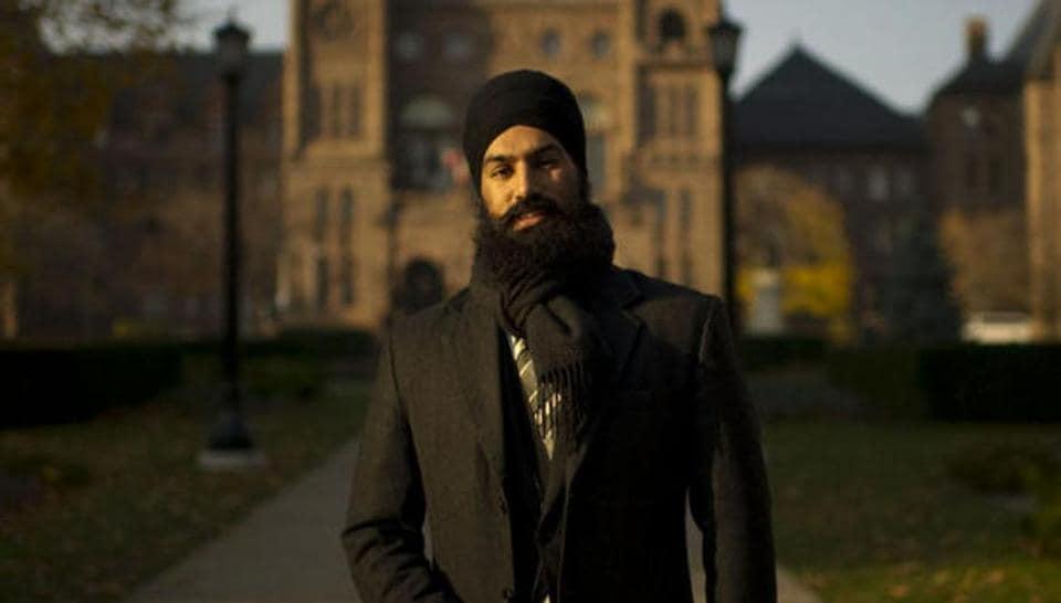 Jagmeet Singh,Canada,Canadian Politician