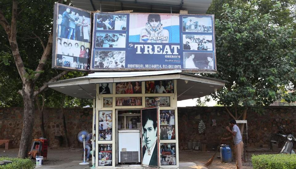 The Treat was founded some 20 years ago by Vipin Oberoi, a longtime fan of the Hindi film icon Rajesh Khanna.