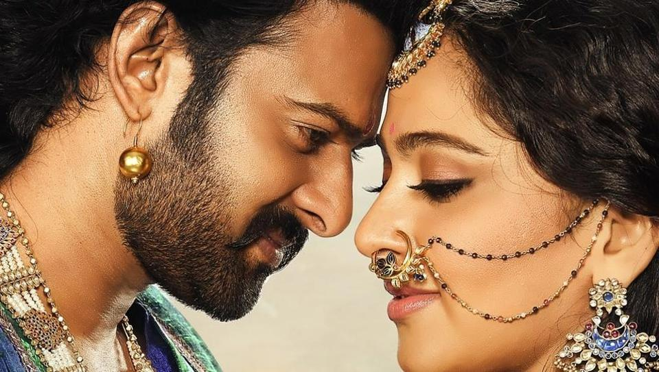Prabhas and Anushka Shetty in a still from Baahubali 2:The Conclusion.