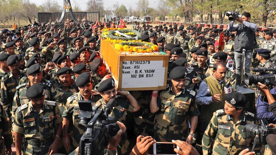 BSF jawan,Srinagar attack,BSF camp attack
