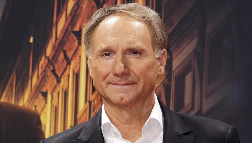 Dan Brown,Dan Brown Origin,Dan Brown Da Vinci Code