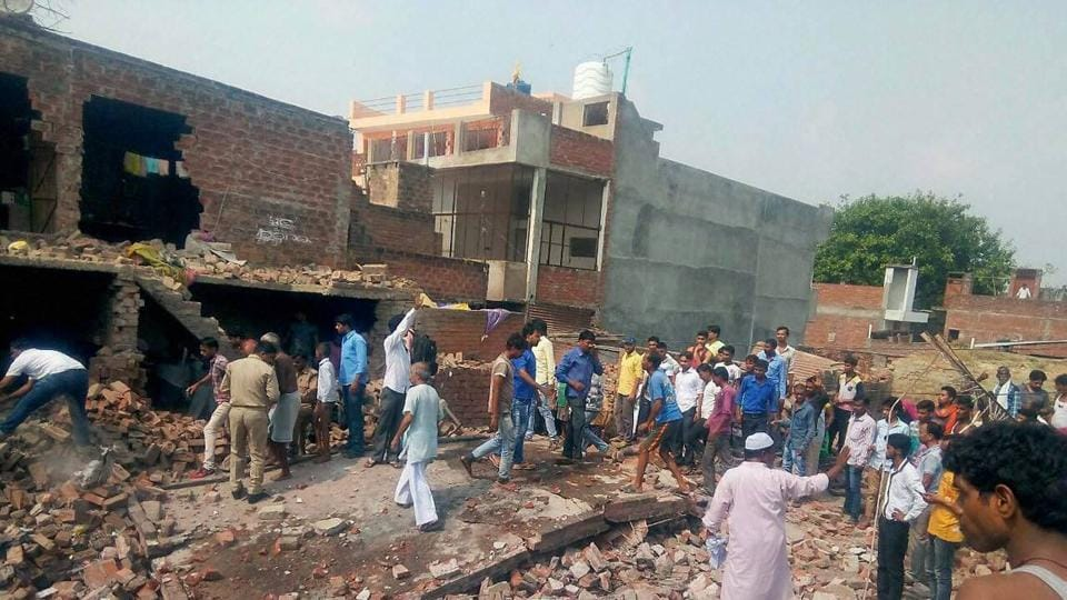 Explosion,Kanpur,Kanpur explosion