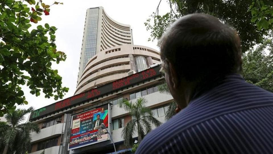 Traders said the RBI's decision to keep key the interest rate unchanged was largely in line with investor expectations.
