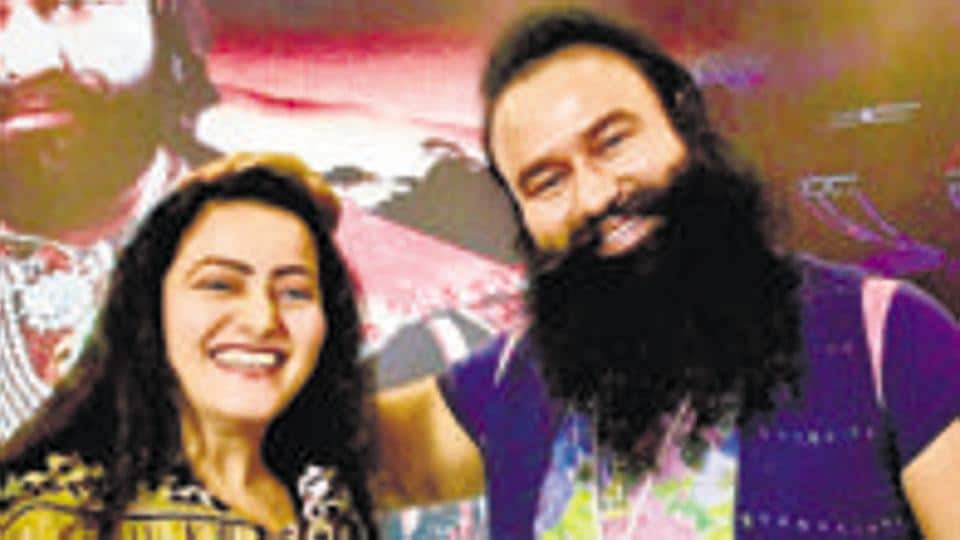 Court sends Honeypreet to six-day police remand