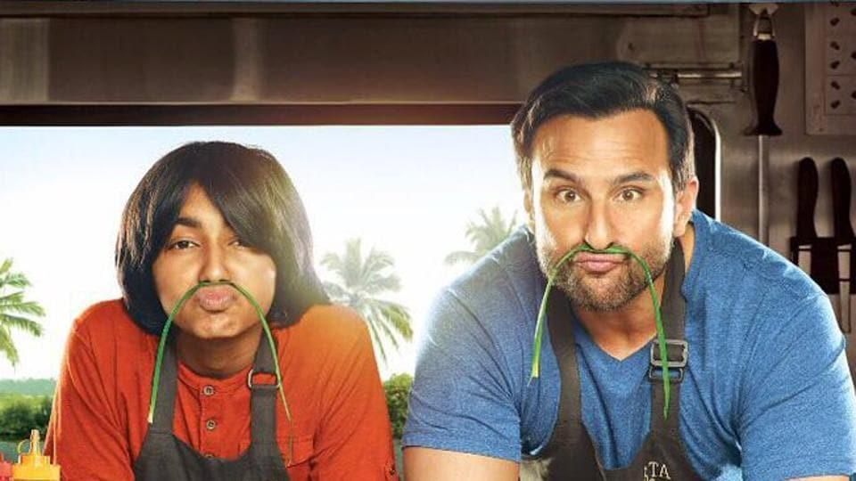 Saif Ali Khan plays a divorcee who smokes in Chef, something that CBFC.