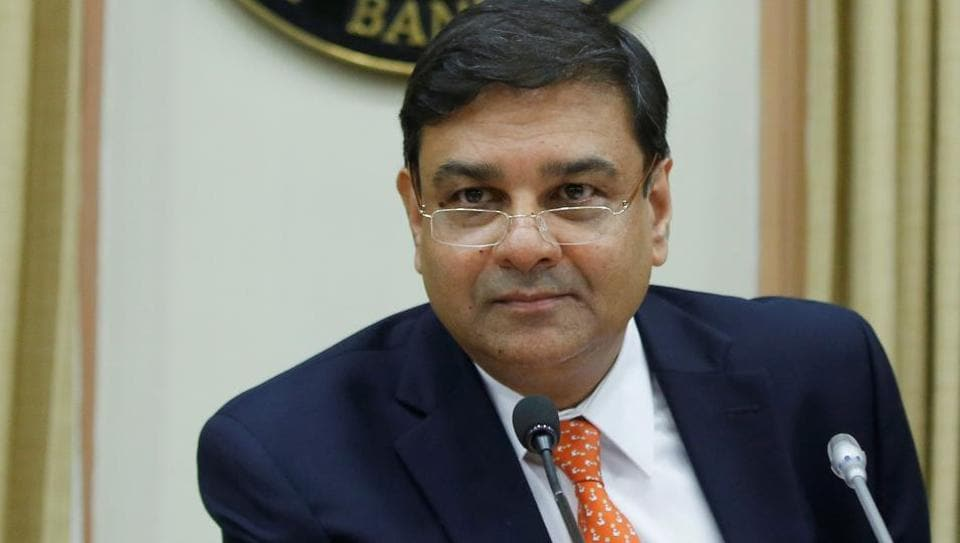 The Reserve Bank of India governor Urjit Patel attends a news conference after the bi-monthly monetary policy review in Mumbai.