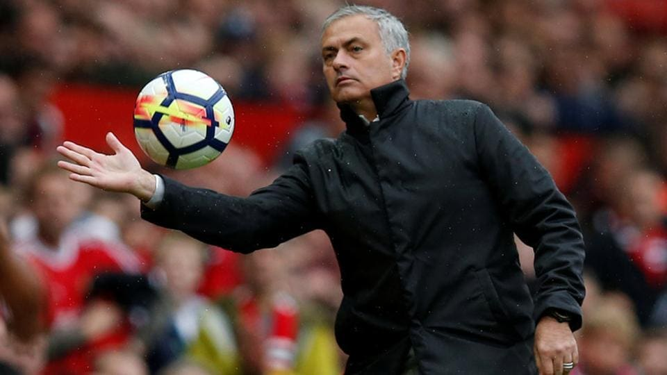 Man United's Jose Mourinho has road in his hometown named after him