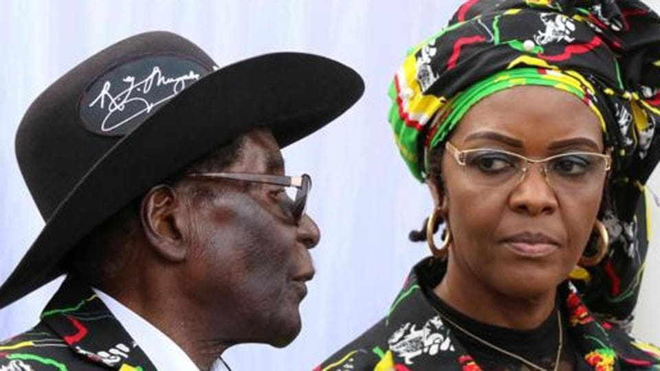 Grace Mugabe buys a Rolls to add to her South African assets
