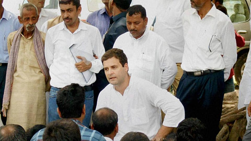 Give jobs to youth as promised: Rahul Gandhi to PM Modi