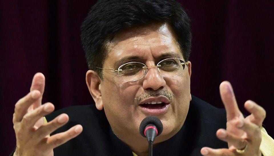 Railway ecosystem can create a million jobs within a year: Piyush Goyal
