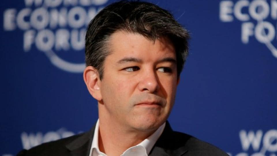 Uber CEO Travis Kalanick attends the summer World Economic Forum in Tianjin, China, June 26, 2016.