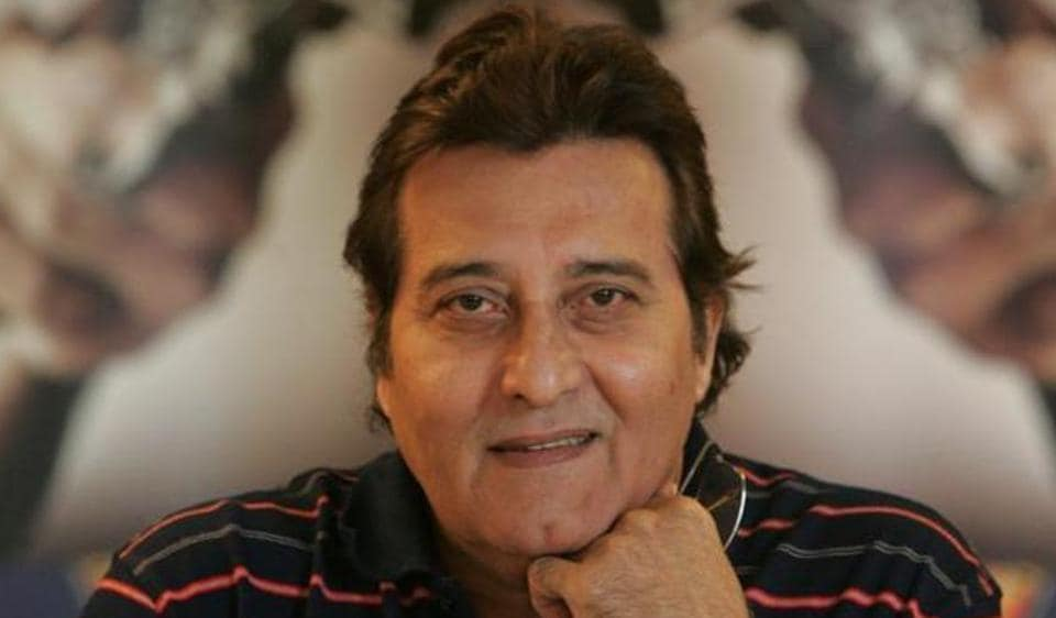 Vinod Khanna died in April this year after battling bladder cancer.
