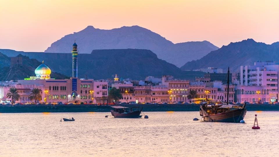 Travel,Oman,Beaches