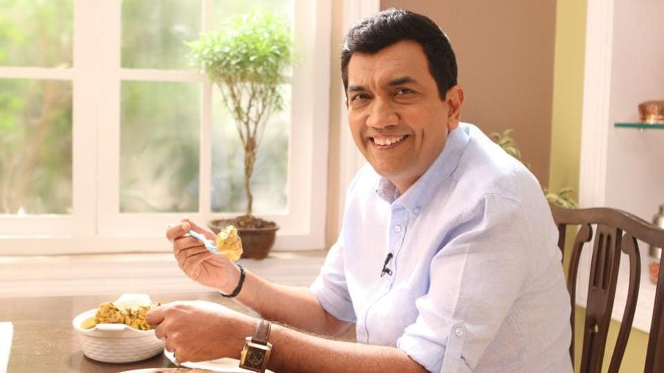 Sanjeev Kapoor,Curry,Naan