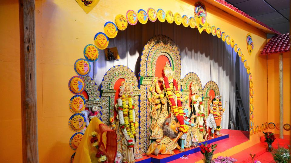 The Bengalis living in New York will celebrate Durga puja this weekend.