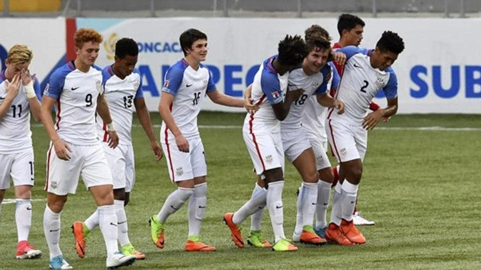 FIFA U-17 World Cup,FIFA U-17 World Cup 2017,United States men's national under-17 soccer team