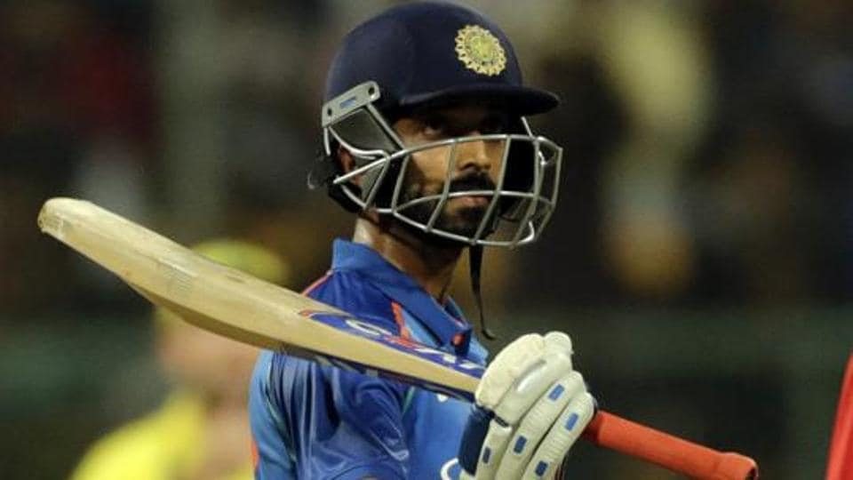Ajinkya Rahane was Indian cricket team's second highest run-getter (244 runs in five matches) during their recently concluded ODI series vs Australia.