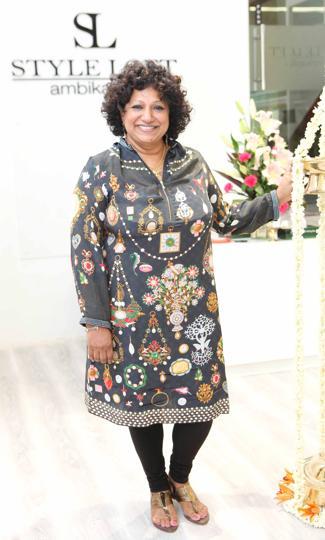 Ambika Pillai,Hemant Trivedi,Kaytra by Ambika Pillai
