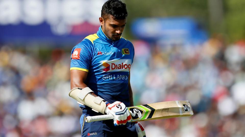 Sri Lanka's Danushka Gunathilaka has been banned by Cricket Sri Lanka for poor conduct during the recent home series against India.