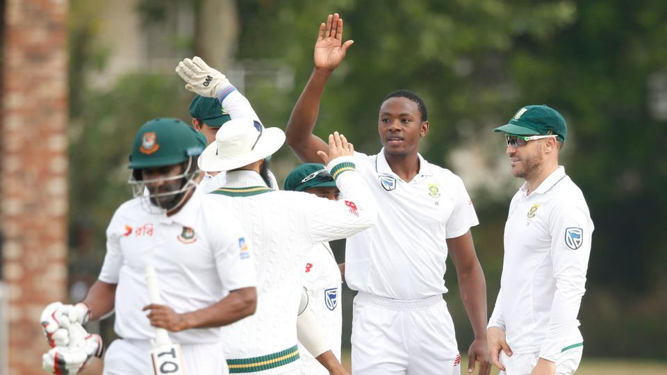 Kagiso Rabada will be the key in a South Africa team weakened by the injury to Morne Morkel as they aim for a 2-0 sweep against Bangladesh.
