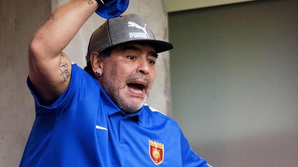 Former Argentinian footballer Diego Maradona will visit India next month.