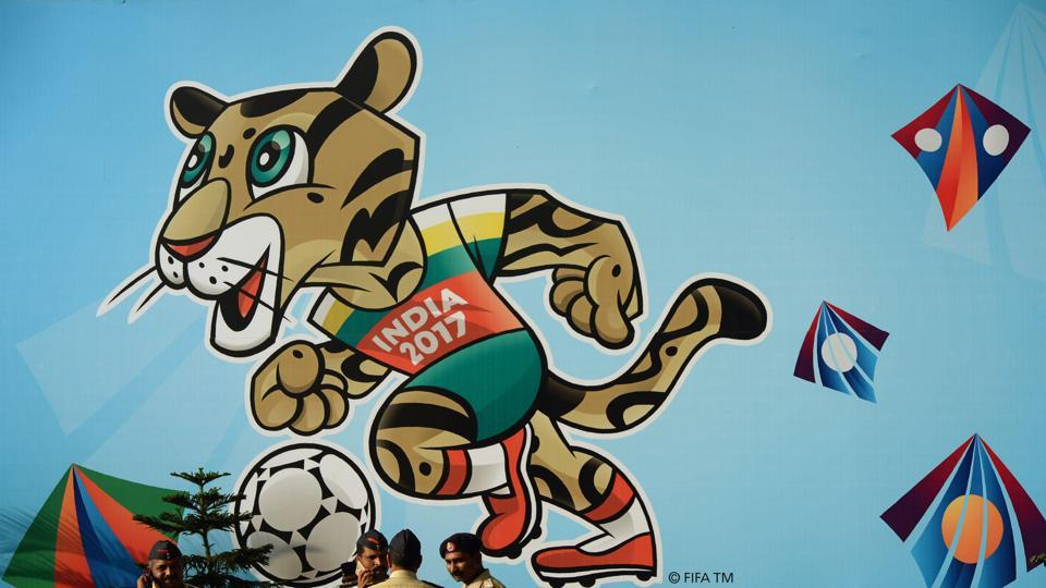 The FIFA U-17 World Cup will take place from October 6-28.  (AFP)