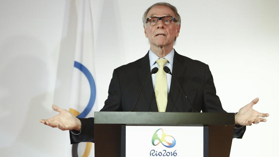 President of the Brazilian Olympic Committee Carlos Nuzman was arrested on Thursday.
