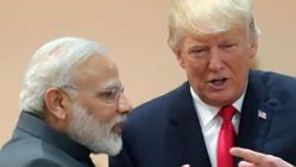 US president Donald Trump is now the world's most followed leader on Twitter, while India's prime minister Narendra Modi has maintained his third position.