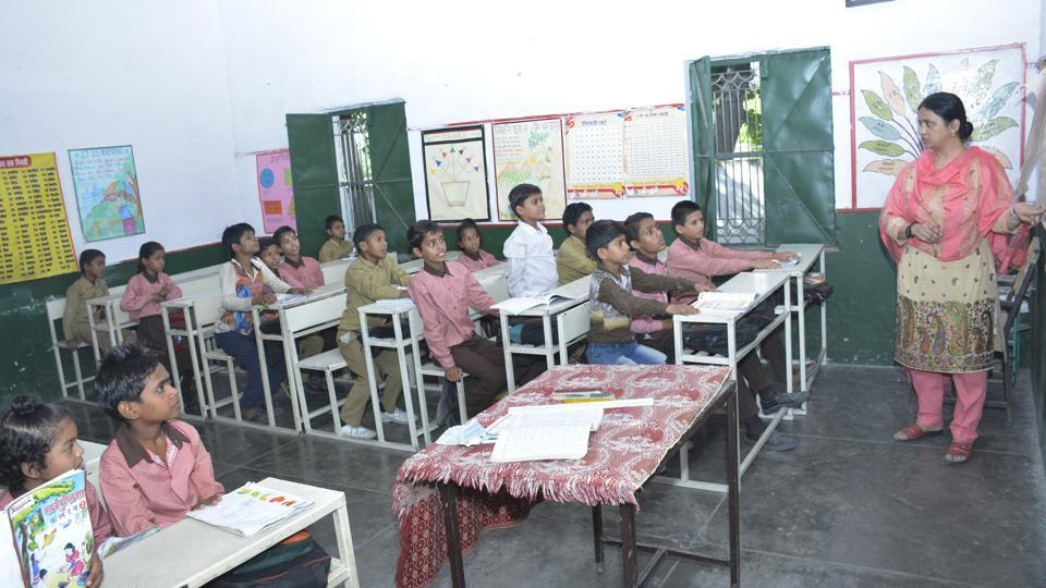 At the 93 schools inspected  onWednesday, 59 teachers were found missing from duty.