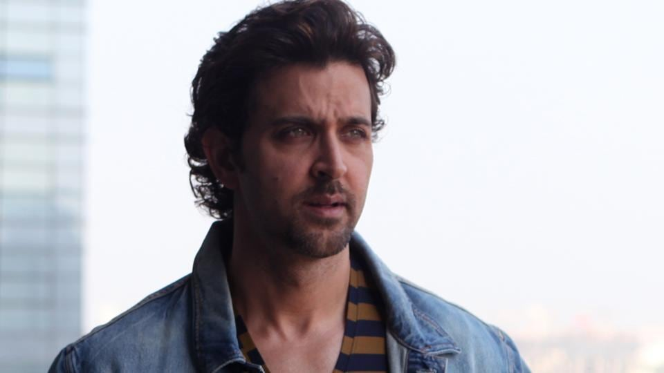 Actor Hrithik Roshan maintains that he never met Kangana in person and has only worked with her in two films.