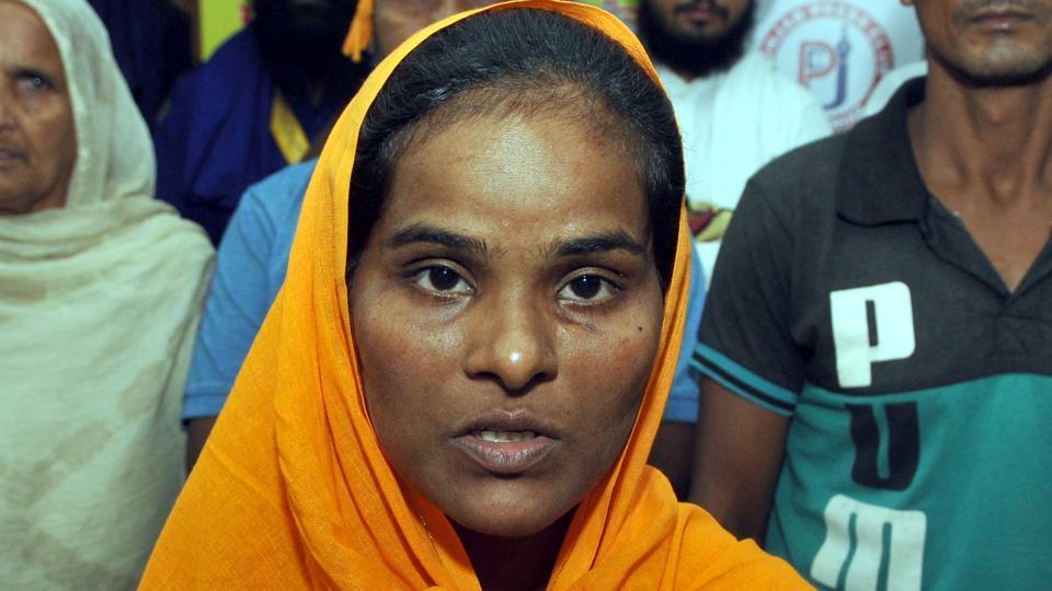 Victim Akwinder Kaur.
