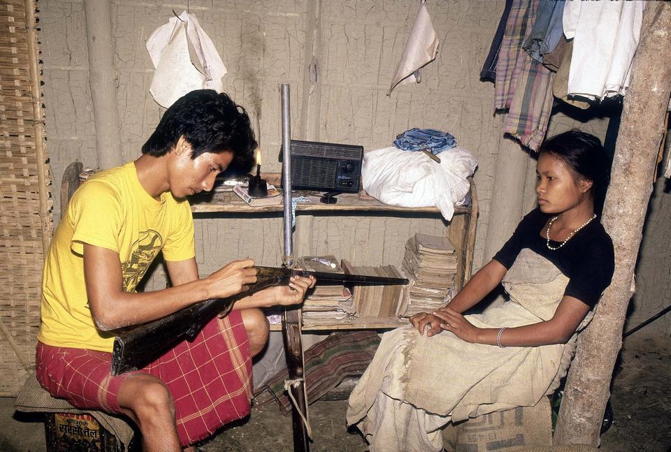 Dhrubajyoti Borah,Assam,insurgency