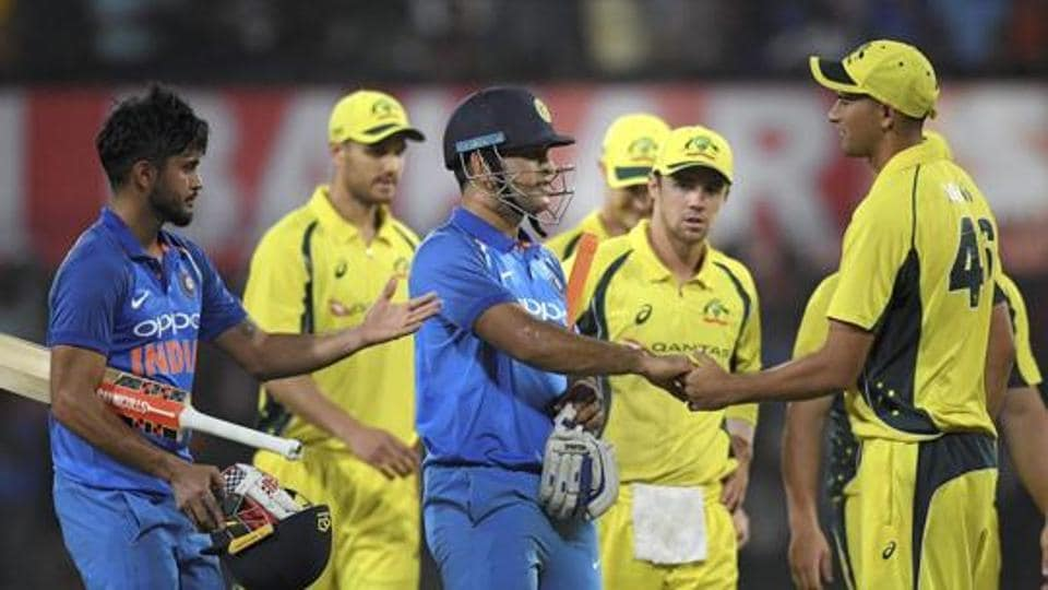 Live streaming of India vs Australia, 1st T20 was available online. India rode on a solid show from Kuldeep Yadav and Jasprit Bumrah to beat Australia by nine wickets in the rain-curtailed first T20 in Ranchi.