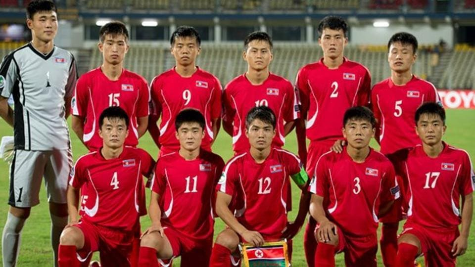 North Korea will take on Niger in their opening game of the FIFA U-17 World Cup on Saturday.