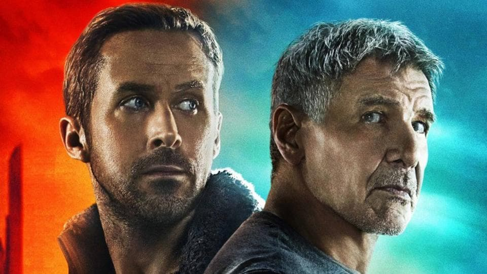 In Blade Runner 2049, Ryan Gosling plays K, and Harrison Ford reprises his role as Rick Deckard.