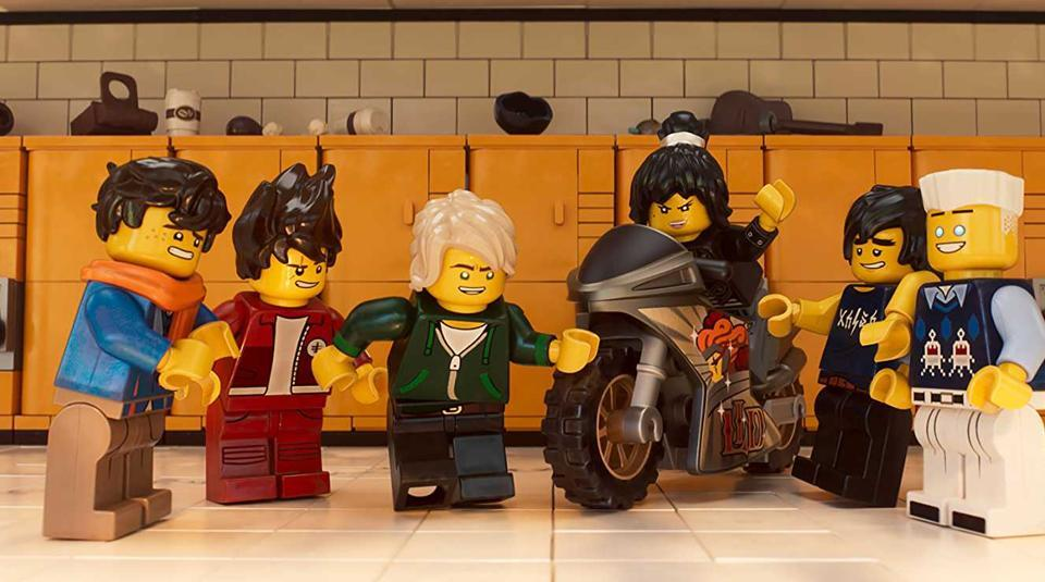 The Lego Ninjago Movie review: Nothing anymore is awesome | movie ...